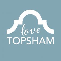 Love Topsham Logo