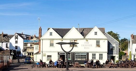 The Lighter Inn | Topsham Pub