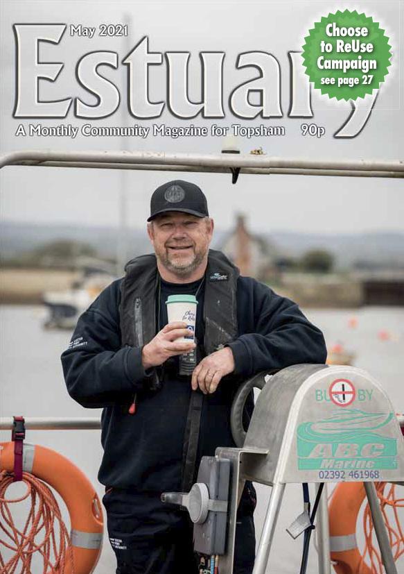 April 2021 Estuary magazine
