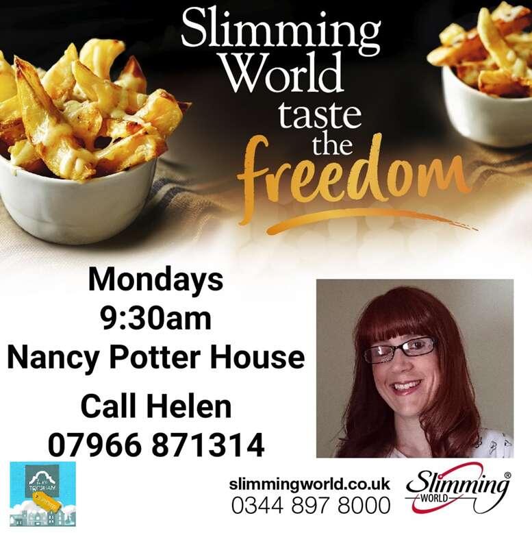 Slimming World - taste the freedom