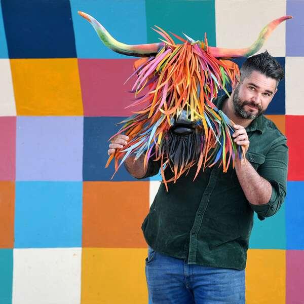 Brendan Rawlings - Driftwood artist