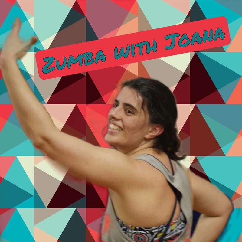 Zumba with Joana