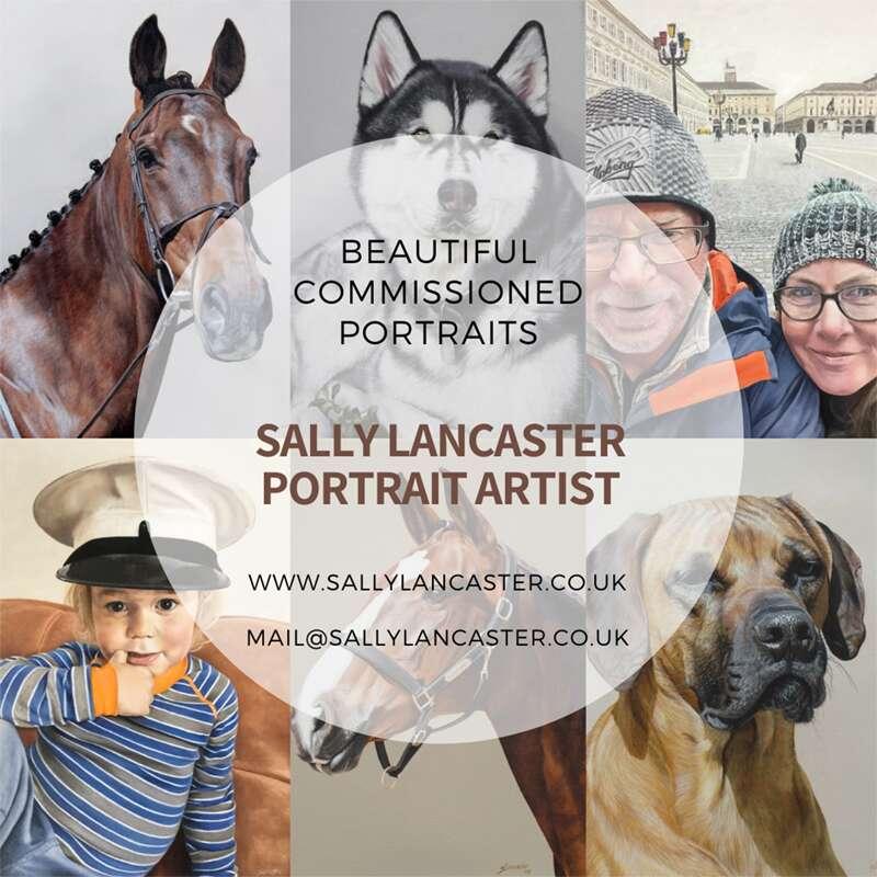 Sally Lancaster Portrait Artist